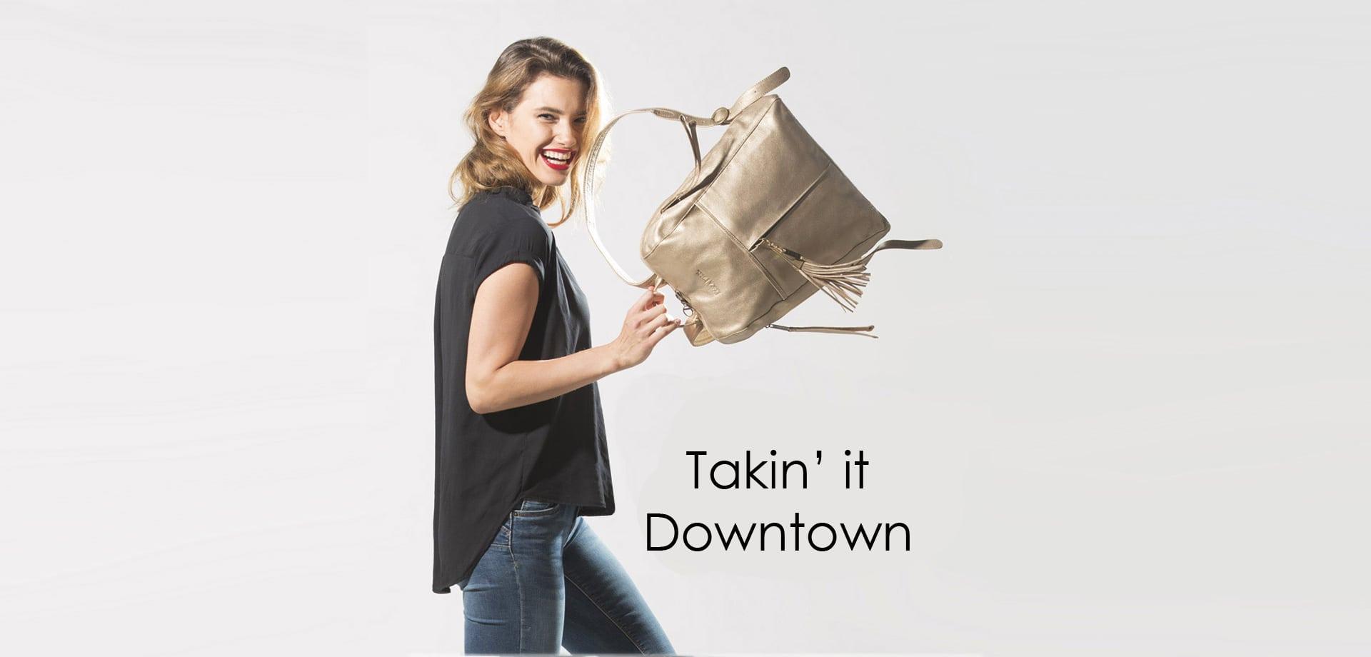 Downtown slider