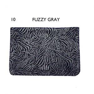 Flaps – 10 Fuzzy Gray