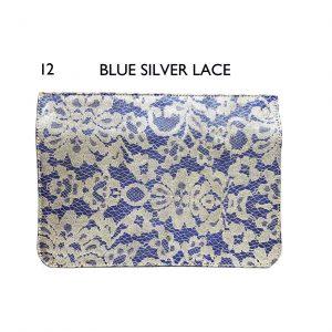 Flaps – 12 Blue Silver Lace
