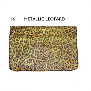 Flaps – 16 Metallic Leopard