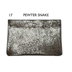 Flaps – 17 Pewter Snake