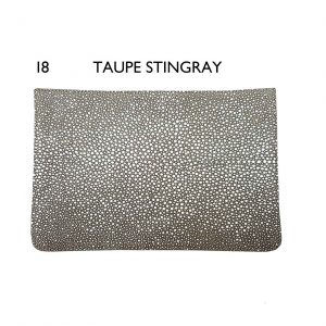 Flaps – 18 Taupe Stingray