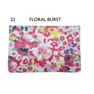 Flaps – 23 Floral Burst