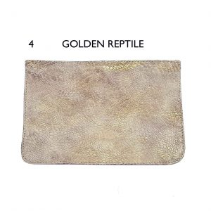 Flaps – 4 Golden Reptile