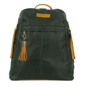 City Woman Nylon Backpack