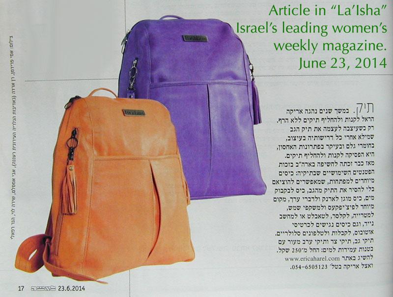 La'Isha Magazine